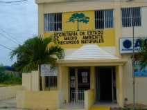 Permit office - Barahona, Dominican Republic (photo by José Luis Herrera)