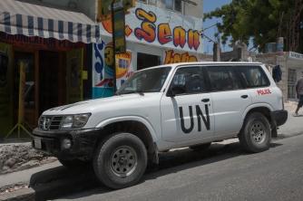 UN Pathfinder - Port au Prince, Haiti