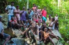 Type locality of Anolis eugenegrahami - Plaisance, Haiti (photo by Rich Glor)