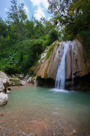 New locality for Anolis eugenegrahami - Plaisance, Haiti