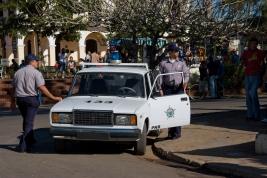 Federales - Viñales, Cuba