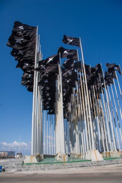 Black Flags - Havana, Cuba
