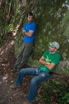 Bryan Falk and Miguel Landestoy - El Manaclar, Dominican Republic