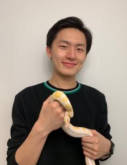 Daniel Zhang Lab Photo